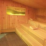 Sauna je zdravá. Vyzkoušejte ji.